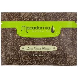 Atstatomoji kaukė plaukams Macadamia Deep Repair Masque MAM3011, 30 ml