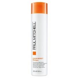 Šampūnas dažytiems plaukams Paul Mitchell Color Protect Shampoo PAUL103113, atgaivina plaukų spalvą, 300 ml