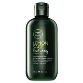 Šampūnas didinantis plaukų apimtį Paul Mitchell Lemon Sage Shampoo PAUL201123, su arbatmedžiu, gaivina galvos odą, 300 ml