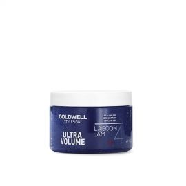 Goldwell Modeliavimo želė Goldwell Ultra Volume Lagoom Jam 4 Styling Gel 150ml