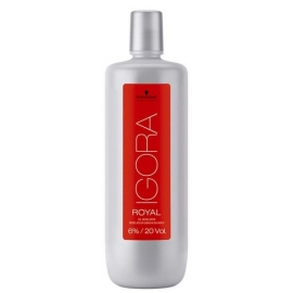 Schwarzkopf Professional Aktyvatorius Schwarzkopf Professional Igora Royal Oil Developer 6% 1000 ml