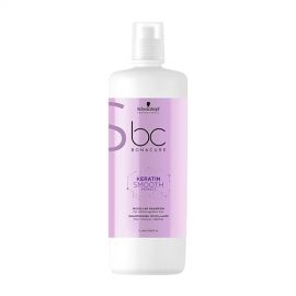 Schwarzkopf Professional Šampūnas nepaklusniems plaukams Schwarzkopf BC Keratin Smooth Perfect 1000ml