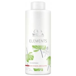 Wella Professionals Atkuriamasis šampūnas Wella Elements Renewing shampoo 1000 ml