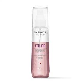 Dažytų plaukų purškiklis Goldwell Dualsenses Color Brilliance Serum Spray 150ml