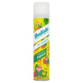 Batiste Sausas šampūnas plaukams BATISTE Coconut & exotic Tropical dry shampoo 200ml