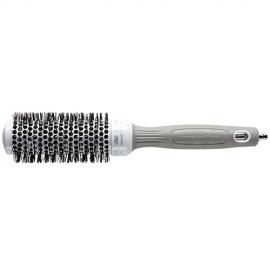Bratt Šepetys plaukų džiovinimui ir formavimui Olivia Garden Ceramic +ion Tourmaline Brush 35mm