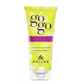 Kallos Professional Dušo žėlė Kallos GOGO Refreshing 200 ml