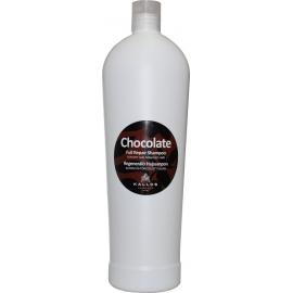 Kallos Professional Atstatomasis šampūnas Kallos Chocolate Full Repair 1000 ml