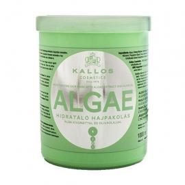 Kallos Professional Drėkinanti kaukė sausiems plaukams Kallos Algae Moisturizing Mask 1000 ml