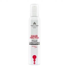 Kallos Professional Kondicionuojančios putos plaukams Kallos Hair Pro–Tox Leave–In Foam Conditioner 200 ml