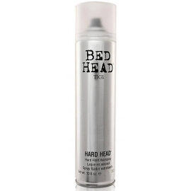Tigi Stiprios fiksacijos greitai džiūstantis plaukų lakas TIGI Bed Head Hard Head Hold Hairspray 385ml