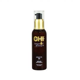 CHI Argano ir Moringų aliejų priemonė plaukams CHI Argan Oil 89ml