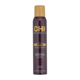 CHI Purškiamas plaukų blizgesys CHI Deep Brilliance Olive&Monoi Sheen Spray 150g