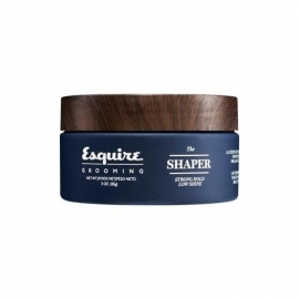 Esquire Plaukų modeliavimo kremas Esquire Grooming Strong Hold Low Shine Shaper Strong 85g