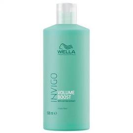 Wella Professionals Apimties suteikianti kaukė Wella Invigo Volume Boost Crystal Mask 500ml