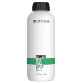 Selective Professional Šampūnas, atstatantis plauko keratininį sluoksnį Selective Mela Verde 1000ml