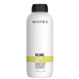 Selective Professional Balzamas atstatantis galvos odos pH balansą Selective Semi Di Lino 1000ml