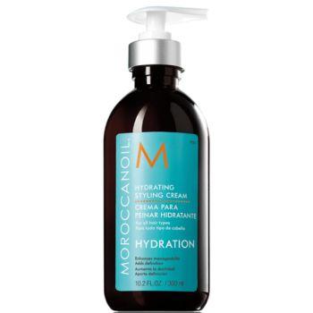 Moroccanoil Hydrating Styling Cream drėkinantis plaukų modeliavimo kremas