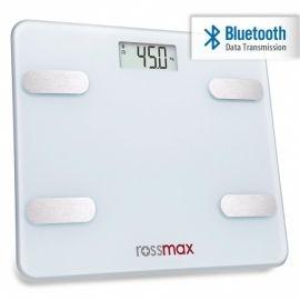 ROSSMAX WF262 kūną analizuojančios svarstyklės su Bluetooth jungtimi