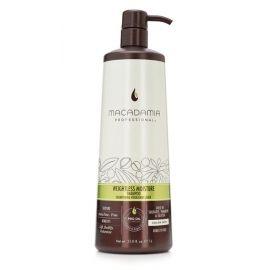 Macadamia Weightless Moisture Shampoo neapsunkinantis plaukų drėkinamasis šampūnas