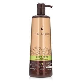 Macadamia Ultra Rich Moisture Shampoo ypatingai drėkinantis šampūnas sausiems, pažeistiems plaukams