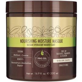 Macadamia Nourishing Moisture Masque maitinamoji, drėkinamoji kaukė sausiems plaukams
