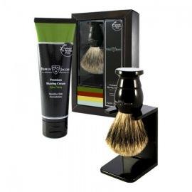 GS214SCAVT Shaving Brush & Cream Gift Set Skutimosi rinkinys, 1 vnt.