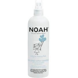 Kids Spray Conditioner Vaikiškas balzamas plaukams su pienu ir cukrumi, 250 ml