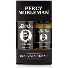 Beard Starter Kit Barzdos priežiūros rinkinys, 1 vnt.