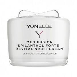 Medifusion Spilanthol Forte Revital Night Cream Atkuriamasis naktinis veido kremas, 55ml