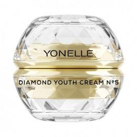 Diamond Youth Cream No5 Jauninamasis veido kremas su deimantų dulkėmis, 50ml