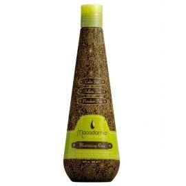 Macadamia Moisturizing Rinse kasdienis maitinantis plaukų kondicionierius