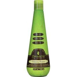 Macadamia Volumizing Shampoo apimties plaukams suteikiantis šampūnas
