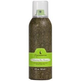 Macadamia Natural Oil suteikiantis apimties ir purumo sausas šampūnas