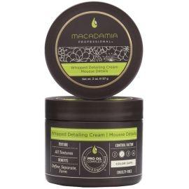 Macadamia Professional Whipped Detailing plaukų formavimo kremas