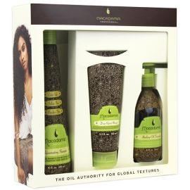 Macadamia plaukų priežiūros rinkinys