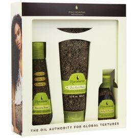 Macadamia Natural Oil plaukų priežiūros rinkinys