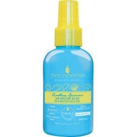 Macadamia Sun&Surf Sun Shield Dry Oil apsaugantis plaukus nuo žalingų UV spindulių sausas plaukų aliejus
