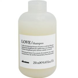 Davines LOVE šampūnas garbanotiems plaukams