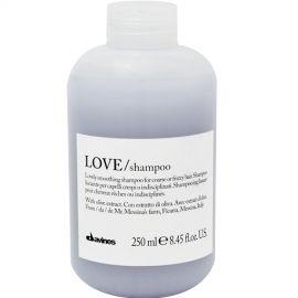 Davines LOVE šampūnas tiesiems plaukams