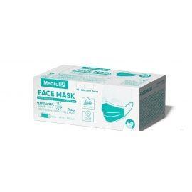 Medrull medicininės kaukės su gumyte, 50 vnt