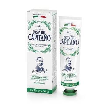 Del Capitano 1905 Natural Herbs dantų pasta