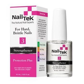 Nail-Tek III nagų stipriklis sausiems ir lūžinėjantiems nagams stiprinti