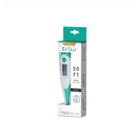 EVOLU Soft digital termometras (minkštu antgaliu)