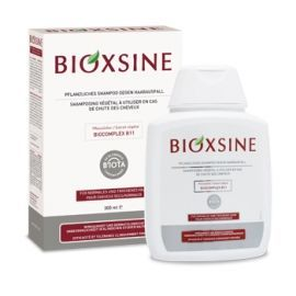 BIOXSINE šampūnas nuo plaukų slinkimo (riebiems plaukams)