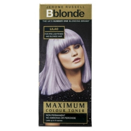 Plaukų tonavimo priemonė Jerome Russell Maximum Colour Toner Lilac JR534279, plaukams suteikia atspalvį, 75 ml