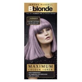 Plaukų tonavimo priemonė Jerome Russell Maximum Colour Toner Lavender JR535008, plaukams suteikia atspalvį, 75 ml