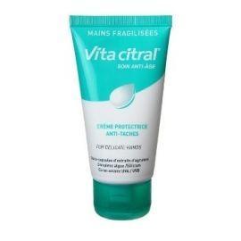 Vita Citral apsauginis rankų kremas nuo raukšlių (su SPF 7