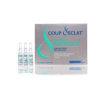 Coup d'Eclat energizuojantis jūrinio kolageno koncentratas nuo raukšlių