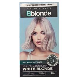 Plaukų dažai Toner White Blonde, JR535021